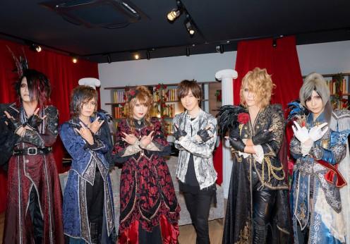 【WOWOW】Versailles,DAIGOキーカット