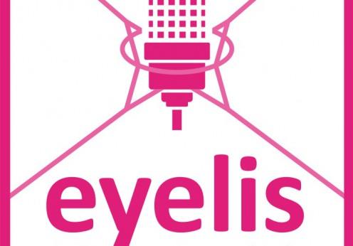 【eyelis】NewLogo縦