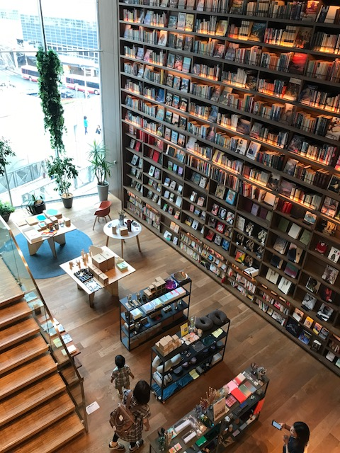 蔦屋書店4Fイベントスペース1