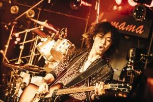 THE YELLOW MONKEY(菊地英昭)_20190806_La.mamaプライベートギグ_Photo by 横山マサト