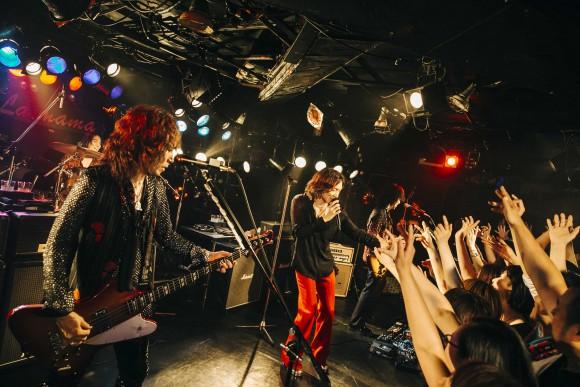 THE YELLOW MONKEY_20190806_La.mamaプライベートギグ2_Photo by 横山マサト