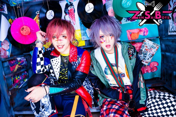 ZENSAI BOYS?HIRO(FEST VAIN QUEUR),公佑(LEZARD)】logo2